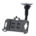 Car Swivel 360 Degree Rotation Suction Cup Mount Holder for HTC One S Z520e