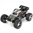2019 R/C 4-Channel High-Speed Off-Road Vehicle Model Toy - Black