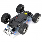 2019 R/C 4-Channel High-Speed Off-Road Vehicle Model Toy - Blue + Black
