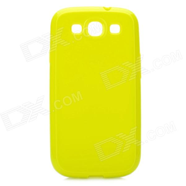 Protective TPU Case for Samsung Galaxy S3 i9300 - Green