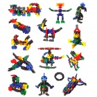 Intellectual Development PE Building Blocks Toy (96-Piece Pack)