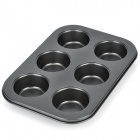 Round Shaped Cake Maker DIY Mould Tray - Grey
