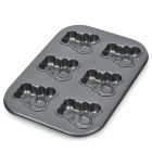 Winnie-the-Pooh Shaped Cake Maker DIY Mould Tray - Grey