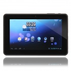 "ICOO ICOU7 7"" Capacitive Screen Android 4.0 Tablet w/ Dual Core / TF / Camera / Wi-Fi / HDMI–Silver"