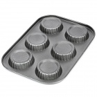 Sunflower Shaped Cake Maker DIY Mould Tray - Grey