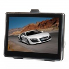 "GB7105 7.0"" Resistive Touch Screen WinCE 6.0 Car GPS Navigator w/ Bluetooth / Brazil + Argentina Map"
