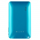 "A8850 7"" Resistive Screen Android 4.0 Tablet PC with TF / Camera / Wi-Fi / HDMI / G-Sensor - Blue"