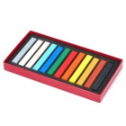 12 Color High Quality Non-toxic Chalks Set