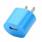 Yoobao 1A AC Power Adapter Charger for Cell Phone - Blue (US Plug)