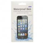 Protective TPU Waterproof Skin Cover Bag Pouch for Samsung i9300 Galaxy S3 - Transparent