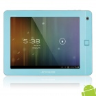 "AMPE A80 8.0"" Resistive Screen Android 4.0 Tablet PC with HDMI / TF / Wi-Fi / Camera - Blue (8GB)"