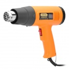 "L502305 1"" LCD 1600W Electric Hot Air Heat Gun - Yellow (AC 220V)"