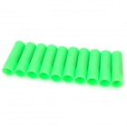 Banana Flavor Electronic Cigarette Refills Cartridges - High Nicotine (Green / 10-Piece Pack)