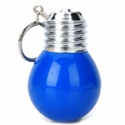 Creative Lamp Style Butane Lighter w/ Keychain - Blue