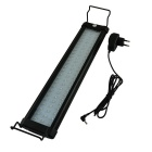 72-LED White + Blue Light Aquarium Top Lamp w/ Holder (AC 100~240V / EU Plug)