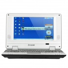 "Imos A703 7.0 ""LCD Windows CE 6.0 нетбук с Wi-Fi / 2GB TF Card / SD слот - Black + Silver"