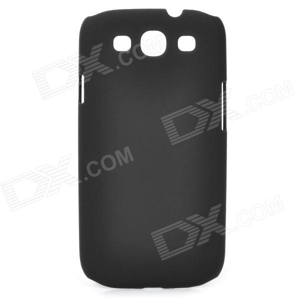 Protective PC Case for Samsung i9300 Galaxy S3 - Black fashionable protective bumper frame case with bowknot for samsung galaxy s3 i9300 black