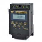"2.0"" LCD Digital Automatic Microcomputer Timer Switch - Black (1 x AAA)"