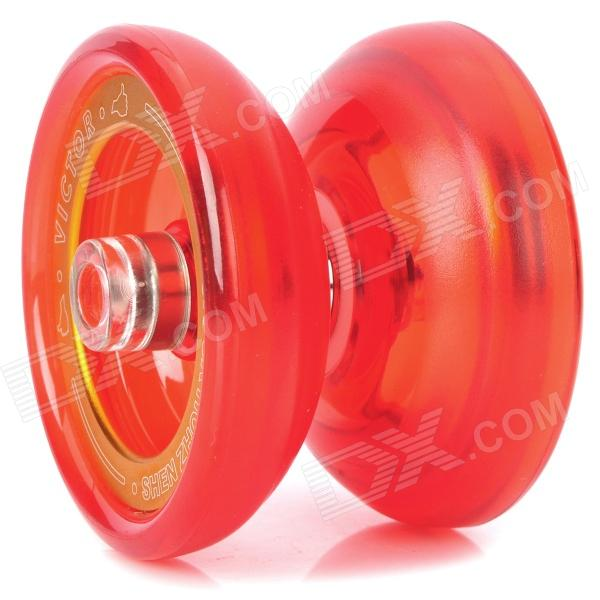 Cool Victor YO-YO Toy - Red + Orange