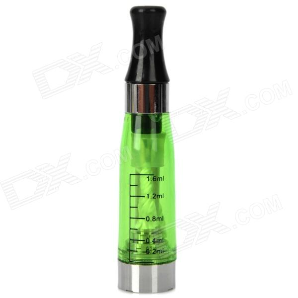 Mini CE4 Electronic Cigarette Round Mouth Atomizer - Green