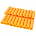 Electronic Cigarette Refills Cartridges - Low Nicotine / 555 Flavor (Yellow / 20-Piece Pack)
