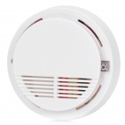 YG-01 Wireless Smoke Detector Alarm - White (1 x 6F22)