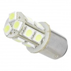S25-13SMD-B 3.9W 234lm 13-LED White Light Car Lamp(10~15V)