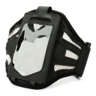 Trendy Sports Armband for Iphone 3g (Black + Grey)