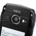 "NEC 909e Rugged Android 2.3 CDMA2000 Smartphone w/ 3.6"" Capacitive Screen, GPS and Wi-Fi - Black"
