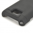 Rechargeable 2800mAh External Power Battery Back Case for Samsung Galaxy S2 i9100 - Black