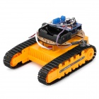 Bluetooth Android Cell Phone Controlled Tracked Vehicle for Arduino
