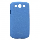 Protective PC Back Case for Samsung Galaxy S3 i9300 - Blue