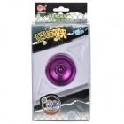 Stylish Aluminum Alloy YO-YO - Purple