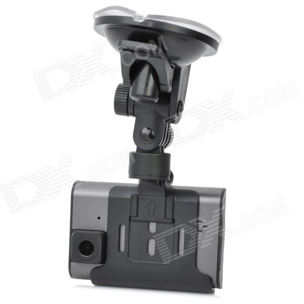 ZEA-MD780 2MP CMOS Wide Angle Car DVR Camcorder w/ 2.8