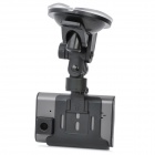 "ZEA-MD780 2MP CMOS Wide Angle Car DVR Camcorder w/ 2.8"" TFT / Mini HDMI / TF Slot - Black"