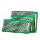 Double-Sided Glass Fiber Prototyping PCB Universal Board (12-Piece Pack)