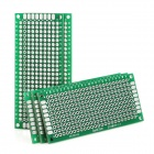 Double-Sided Glass Fiber Prototyping PCB Universal Board (12PCS)