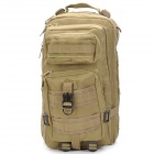 Multifunction Outdoor Travel 600D Waterproof Double-Shoulder Bag - Khaki