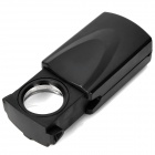Mini lupa 21mm 30X com luz 1-LED - Preto (3 x LR1130)