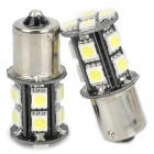 1156 BA15S 2.5W 210LM 14-5050 SMD LED White Light Car Steering / Clearance / Fog Lamp (2-Piece Pack)