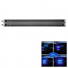 Cigarette Lighter Powered 4.5W 36-LED Blue Light Car Sound Control Music Lamp (2-Piece / 12V)