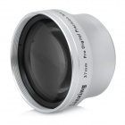 37mm 2.0X TELE Telephoto Lens - Silver