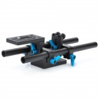 Fotga DP500 Standard 15mm Rail Rod Support - Blue + Black
