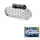 SQ-27 Luxury Waterproof 26-LED White Light Auto Daytime Running Light w/ Adjustable Base Stand