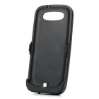 Rechargeable 3500mAh External Power Battery Back Case for Samsung Galaxy S3 i9300 - Black