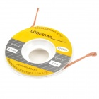 Lodestar Solder Wick Soldering Removing Wire (1.5m x 2.5mm)