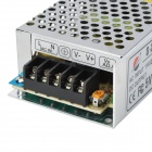 5V 3.8A Regulated Switching Power Supply - Silver (110~220V)