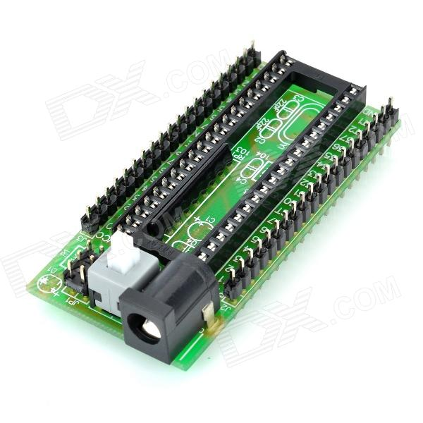 Diy at s microcontroller development board set for