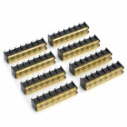 7-Pin Screw Terminal Block Connector with Cover (8-Piece Pack)