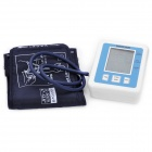 "3"" LCD Full Automatic Upper Arm Style Blood Pressure Monitor (4 x AAA) - Blue"